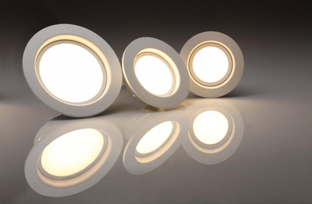 éclairages led