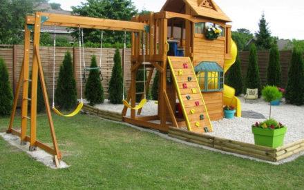 Jeux en plein air pour les enfants