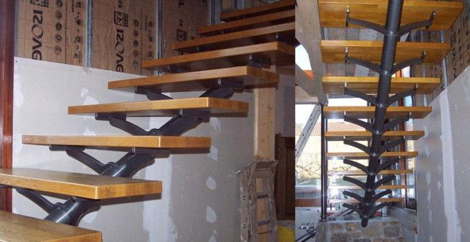 Construire des escaliers