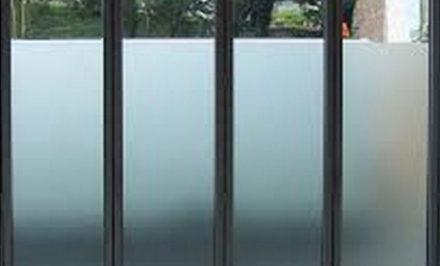 Film pour fenêtres pour bloquer la chaleur