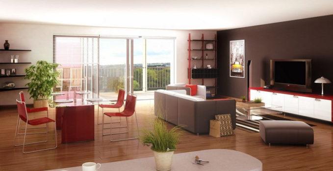 Aménagement intérieur d'appartement