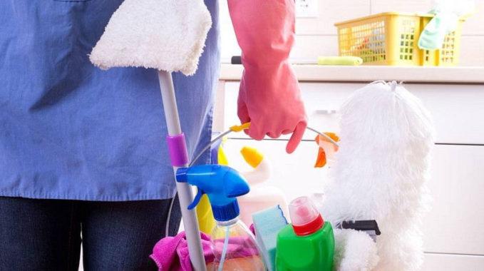Services d'entretien ménager pour la maison