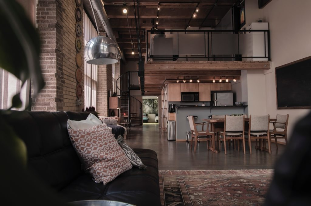 Transformer son appartement en loft new-yorkais