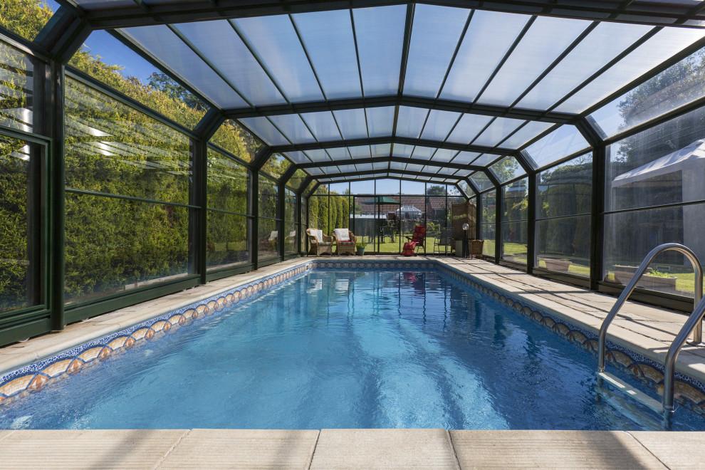abri de piscine coulissant