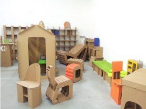 Acheter un meuble en carton