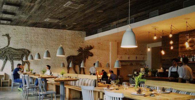 aménagement de restaurant