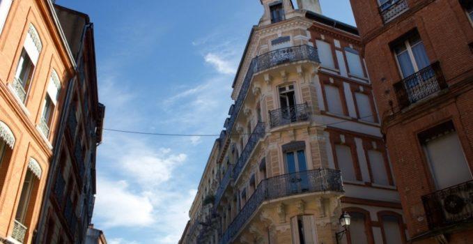 appartement sur Toulouse