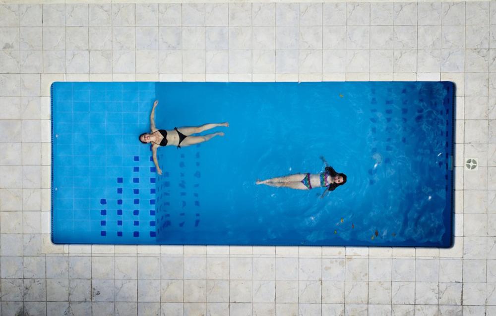 avantages piscine sel