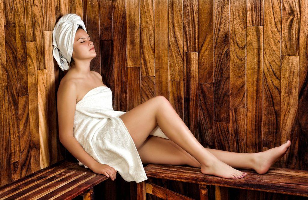 Bienfaits de la transpiration du sauna