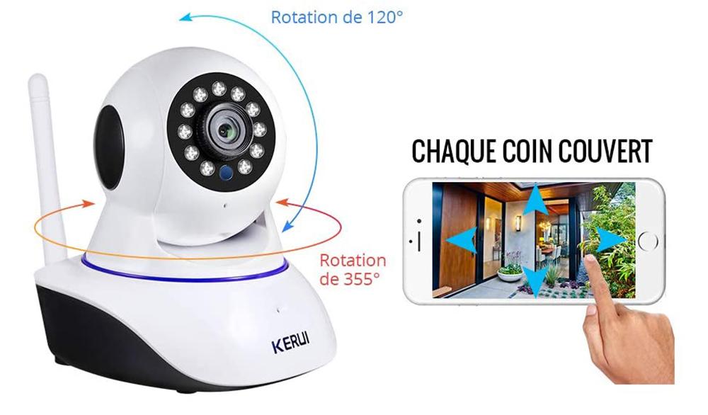 camera de surveillance Kerui