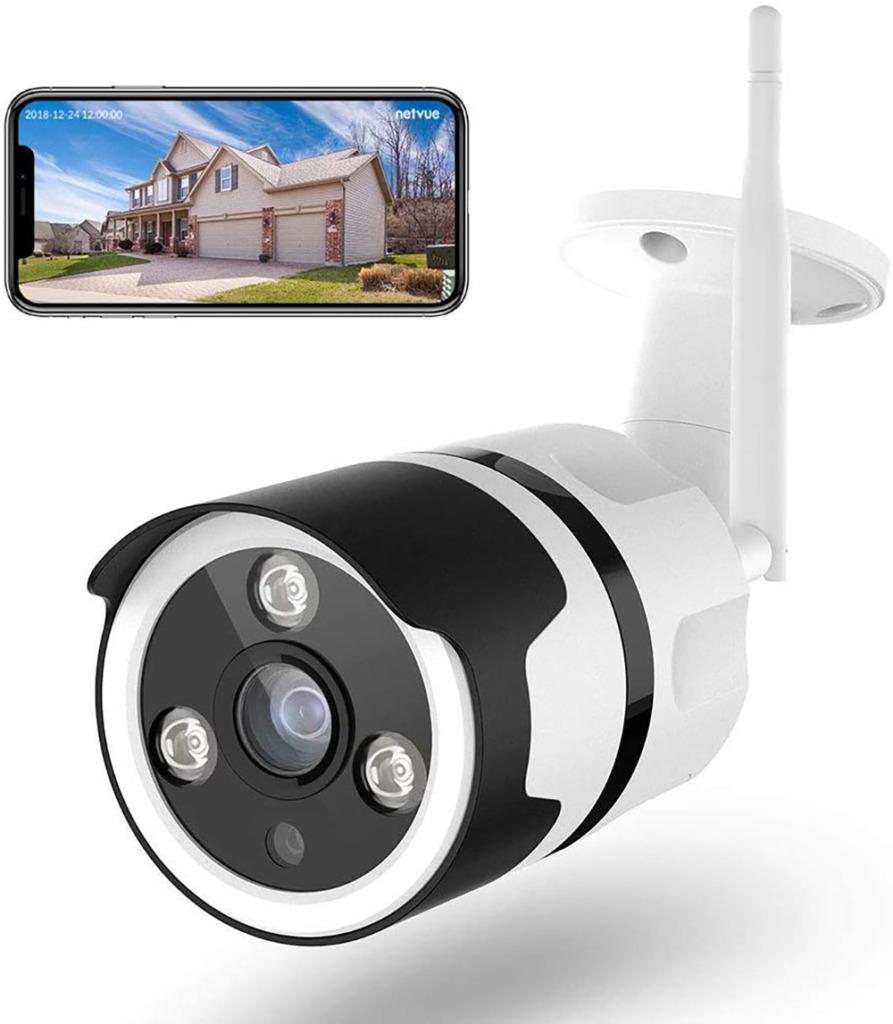 caméra de surveillance Netvue