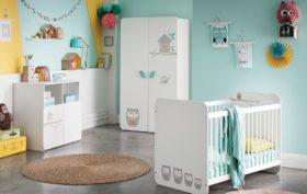 Comment décorer une chambre bébé