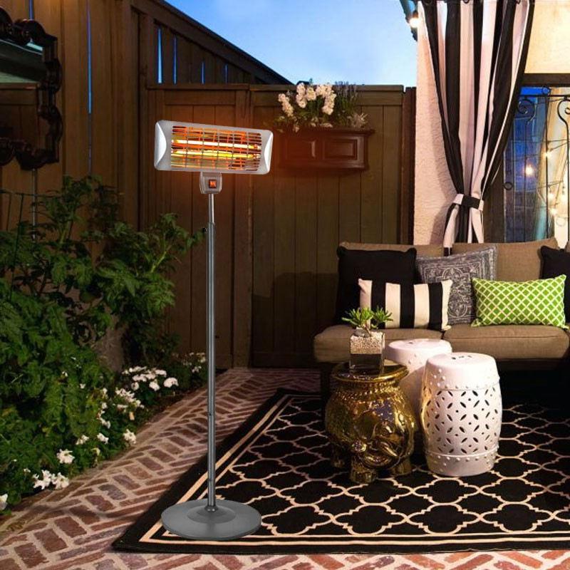Choisir un appareil de chauffage extérieur