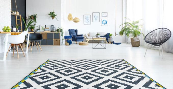 choisir un tapis design