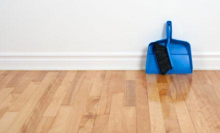 conseils pour bien nettoyer vos planchers en bois franc