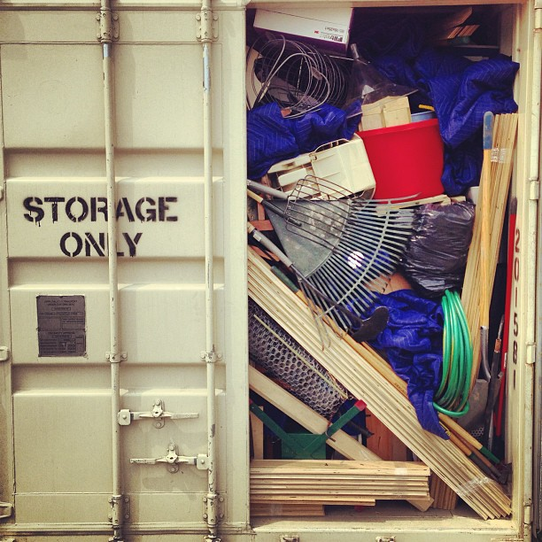 container de stockage