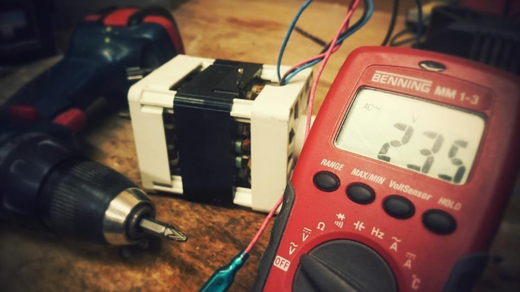 courant électrique dans un circuit