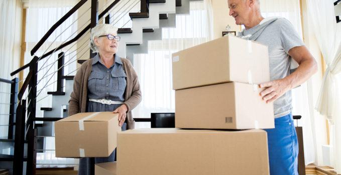 déménagement des seniors