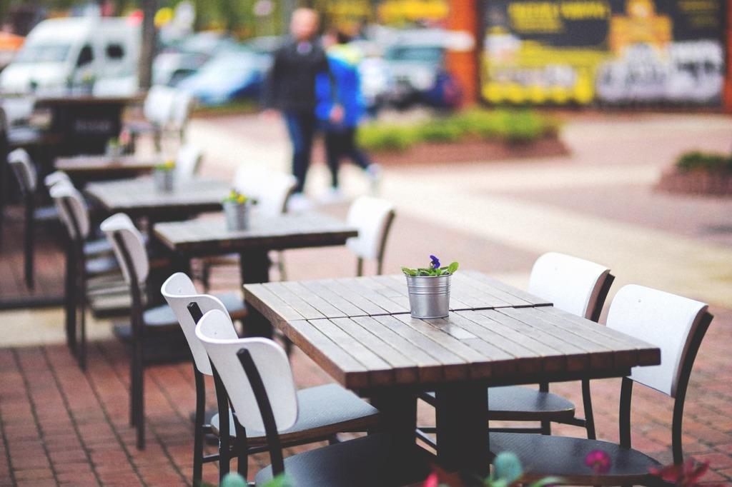 espace public agréable