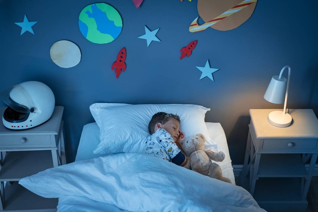stickers décoration chambre enfant