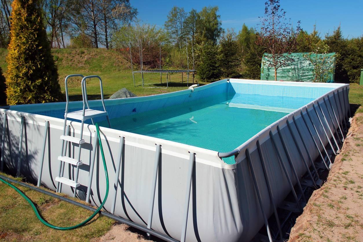 piscine tubulaire installation