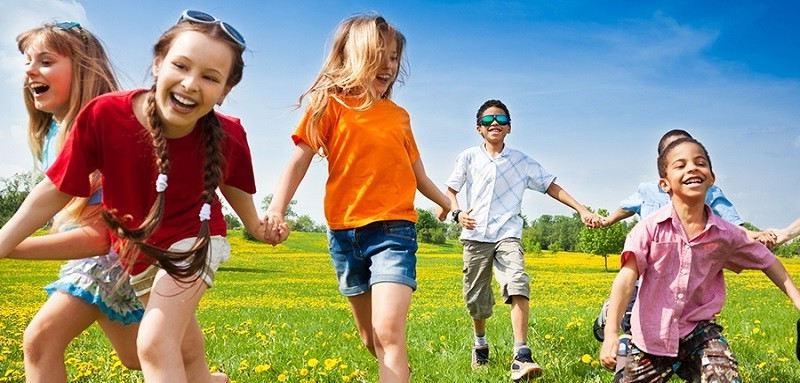 Jeux d'extérieurs pour les enfants