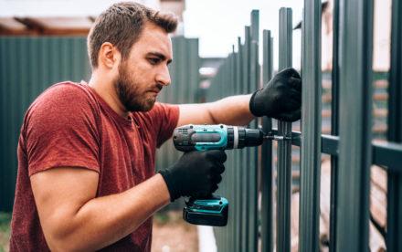 lames de clôture