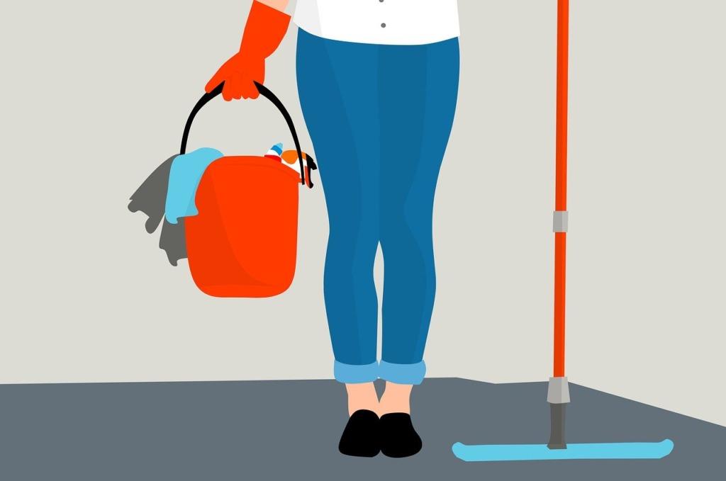 métier femme de ménage