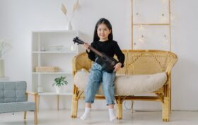 meubles bohèmes de salon