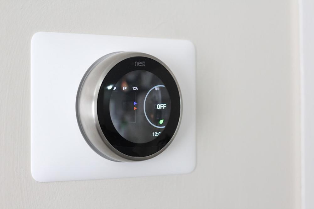 modèle de thermostat
