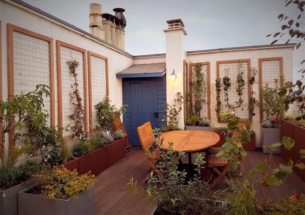 paysagiste terrasse