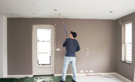 peinture pour plafond