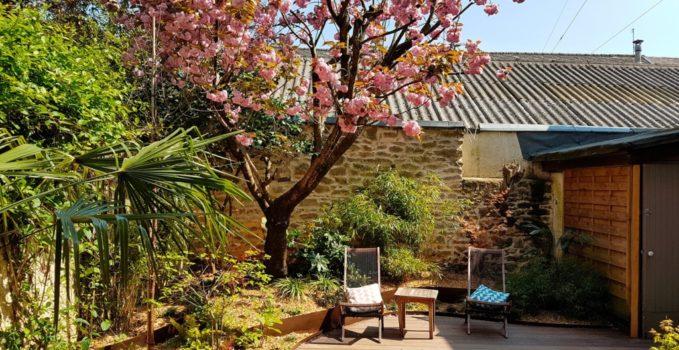 pour une terrasse à Nantes