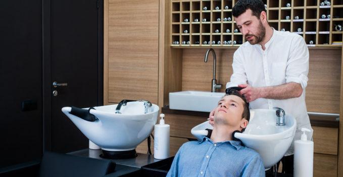 salon de coiffure design