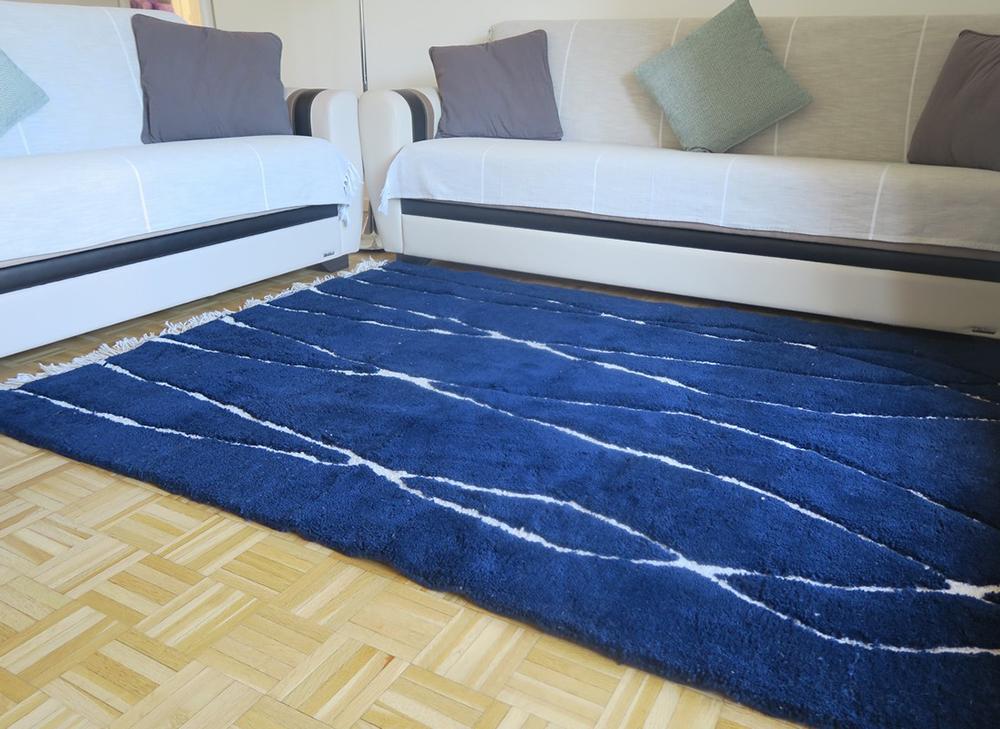 tapis berbère Beni Ouarin